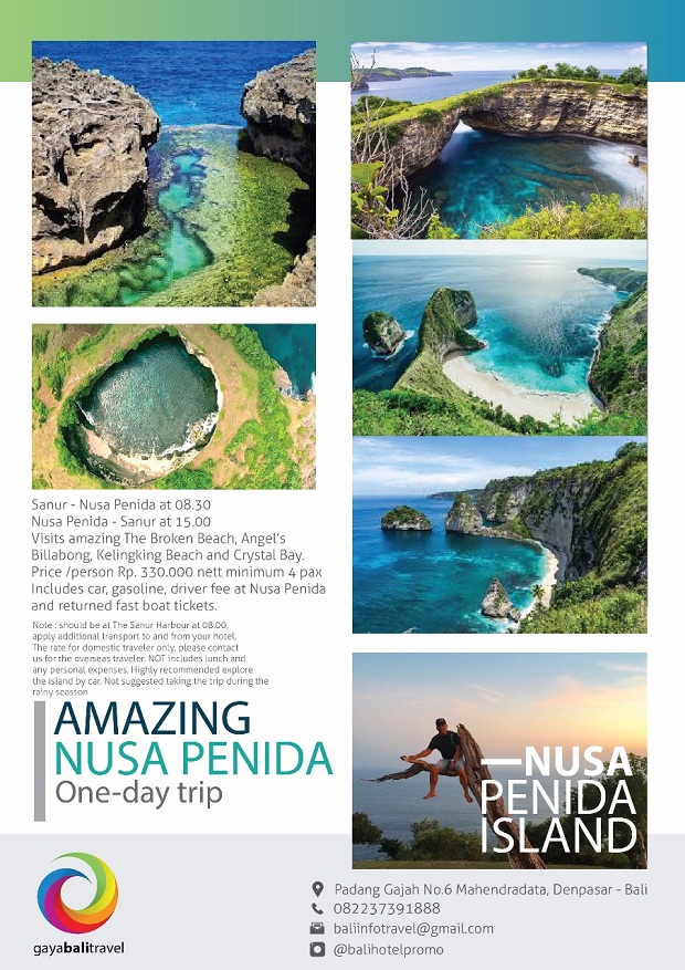 Broken Beach - Nusa Penida